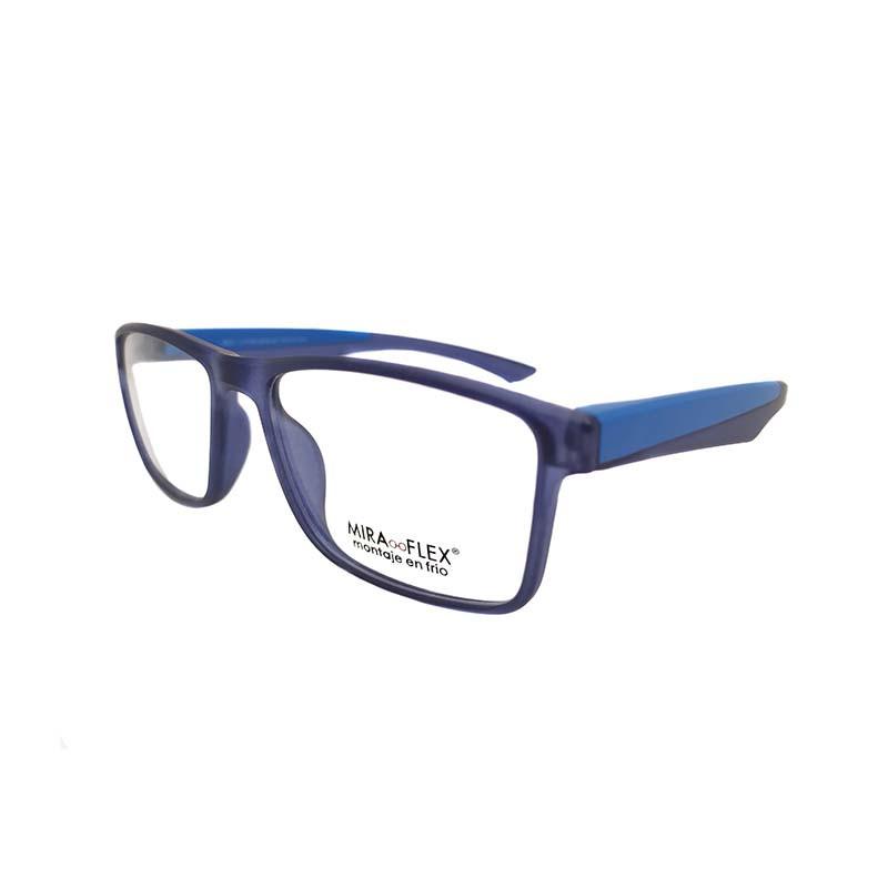 ARMAZÓN DE RECETA CABALLERO 8001 *M.BLUE/BLUE #54